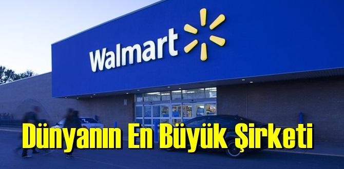 Walmart, Dünyanın En Büyük Şirketi