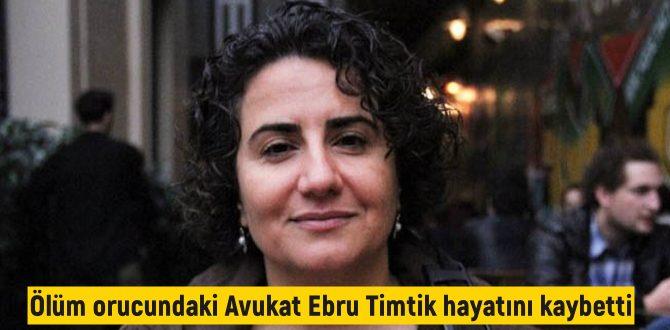 Ebru Timtik