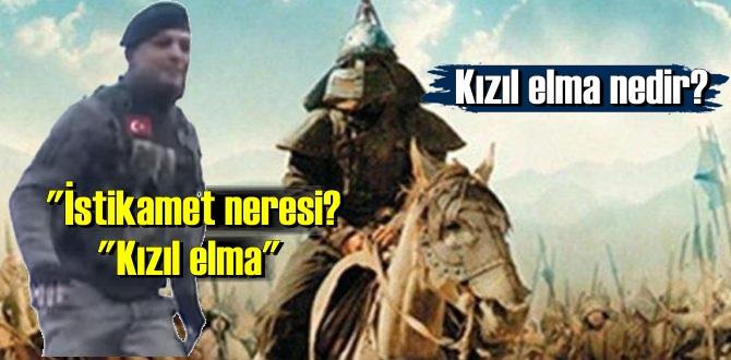 """""""Kızıl elma"""""""