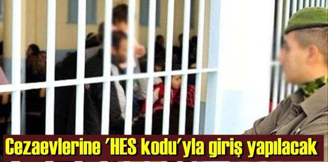 ceza infaz kurumlarına