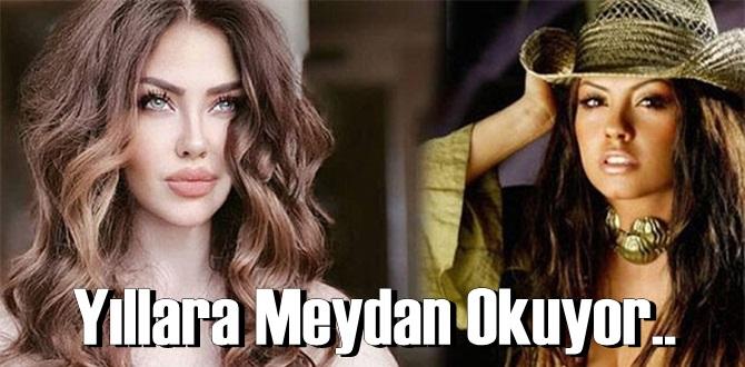 Şarkıcı Lara