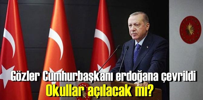 Cumhurbaşkanı erdoğana çevrildi