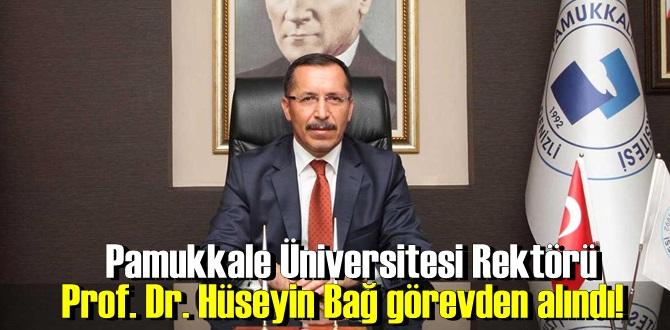 Prof. Dr. Hüseyin Bağ