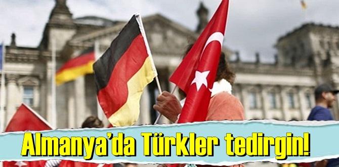 Türkler tedirgin