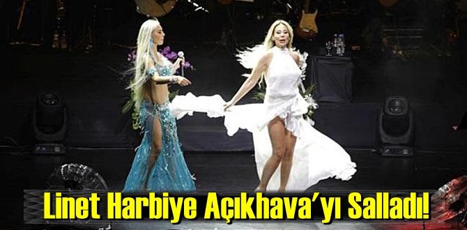 Linet Harbiye Açıkhava