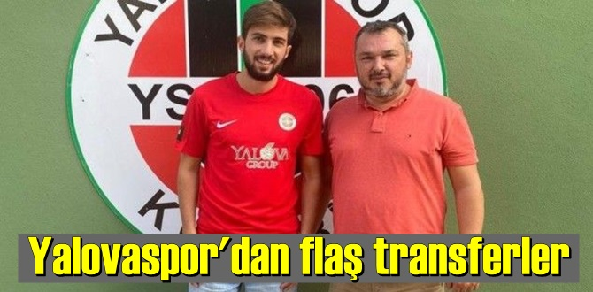 Yalovaspor transferlere devam