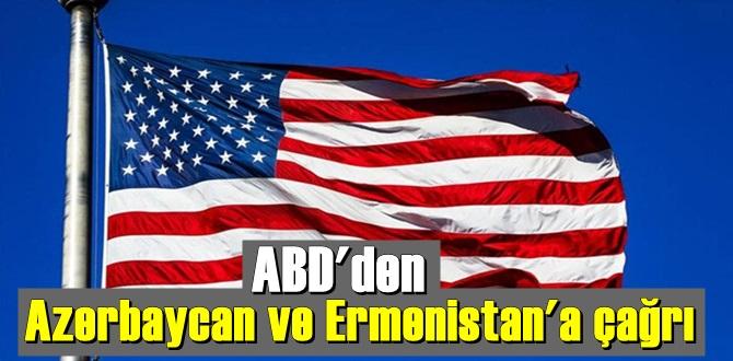 Ermenistan ve Azerbaycan'a çatışmalara Son verin