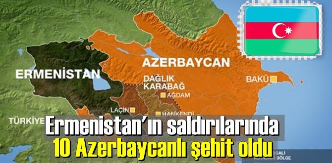 Azerbaycan sivil yerleşim birimleri