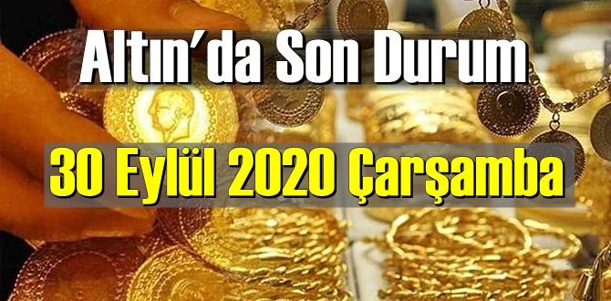 Altın fiyatları SON DAKİKA