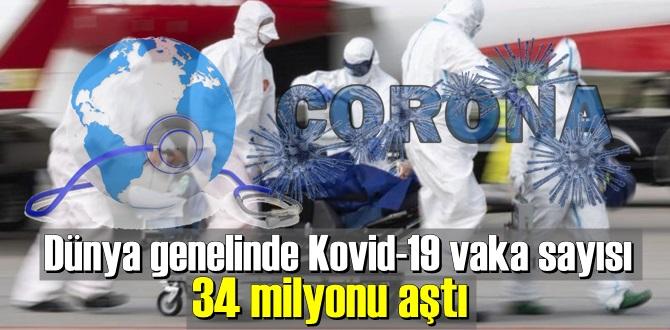 Türkiye'de de vaka sayısı 318 bin 663'e ulaştı