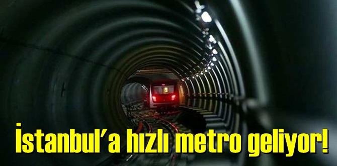 Mahmutbey-Mecidiyeköy metro hattını 29 Ekim'de hizmete açacak