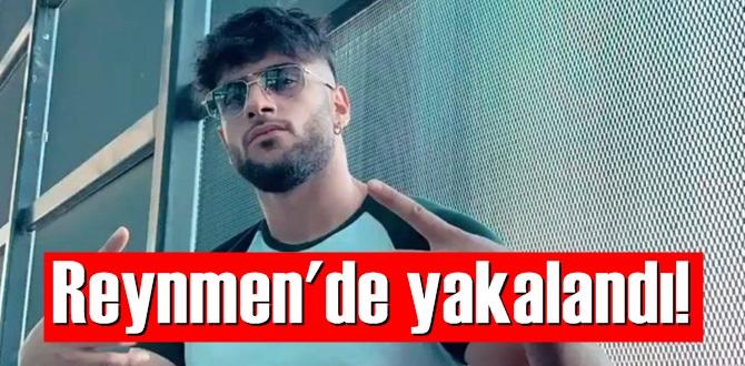 """""""Reynmen"""" lakaplı Yusuf Aktaş"""