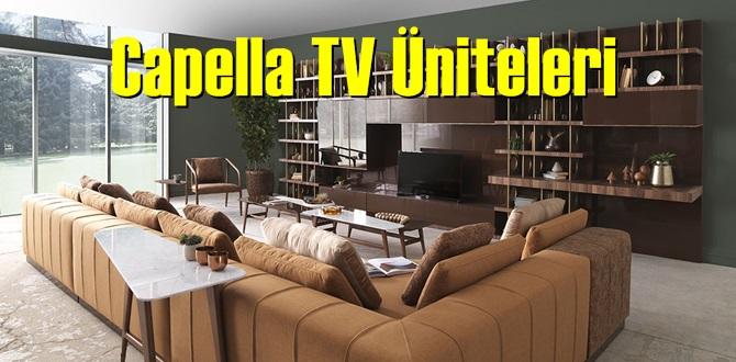 Capella TV Üniteleri