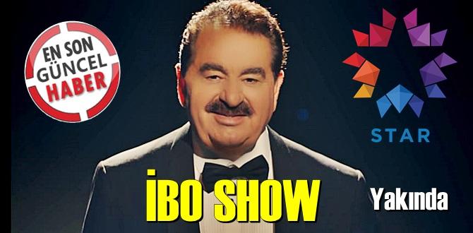 İbo Show Star TV'de