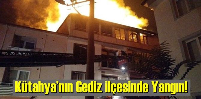 Yangın sonrası Kütahya Valisi Ali Çelik