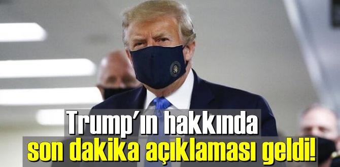 Trump'ın durumu