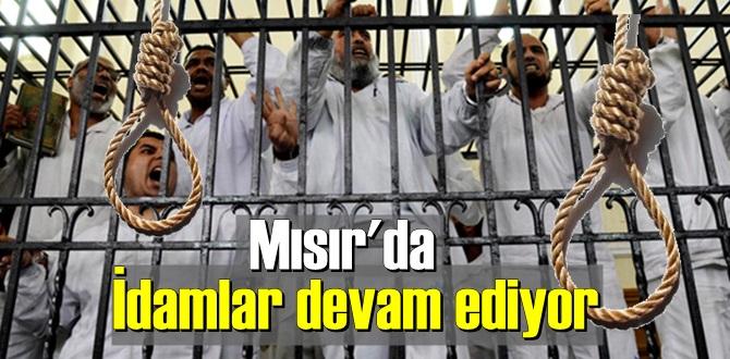 Mısır da idamlar