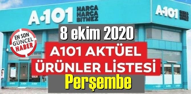 8 ekim 2020