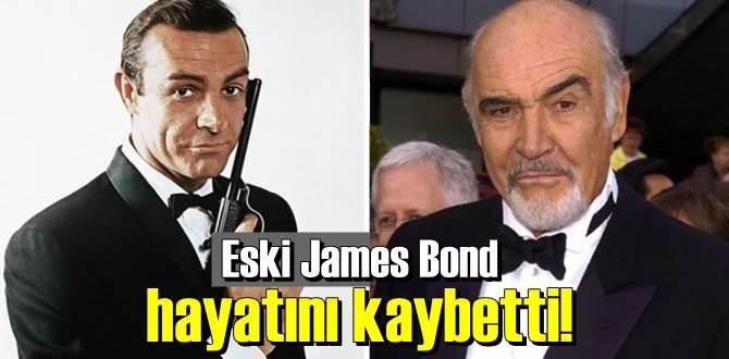 Eski James Bond - Aktör Sean Connery, 90 yaşında hayatını kaybetti!