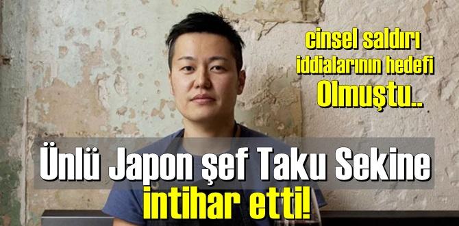 şef Taku Sekine