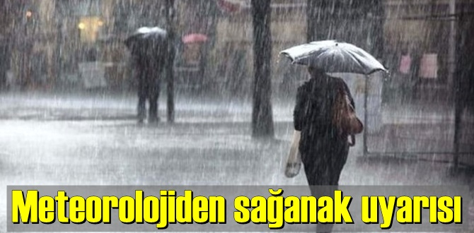 Trabzon ve Rize çevrelerinde kuvvetli ve çok kuvvetli