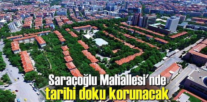 Ankara Saraçoğlu Mahallesi Kentsel Dönüşüm
