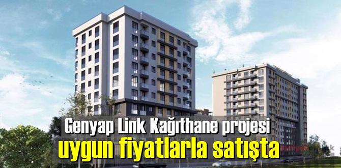 Genyap Link Kağıthane projesinde satış dönemi başladı