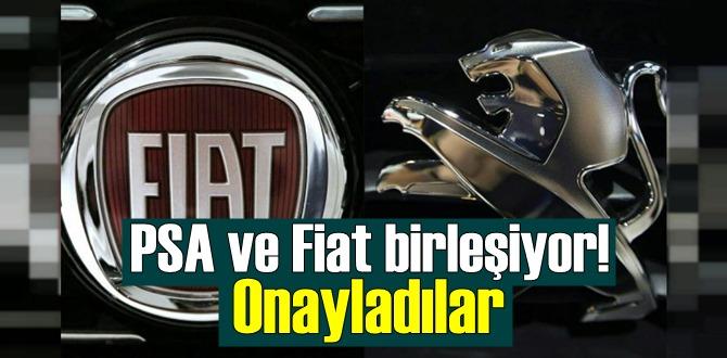 İşlem tamam,Fiat Chrysler Automobiles ile birleşme anlaşmasını onayladı!
