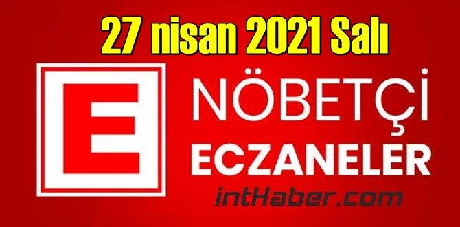27 nisan 2021 Salı