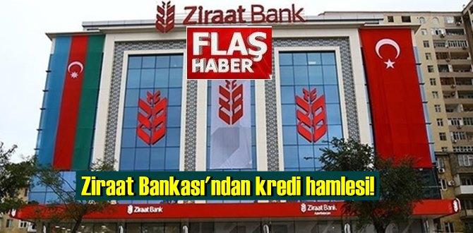 Ziraat Bankası'ndan Flaş kredi kararı! İmzalar atıldı