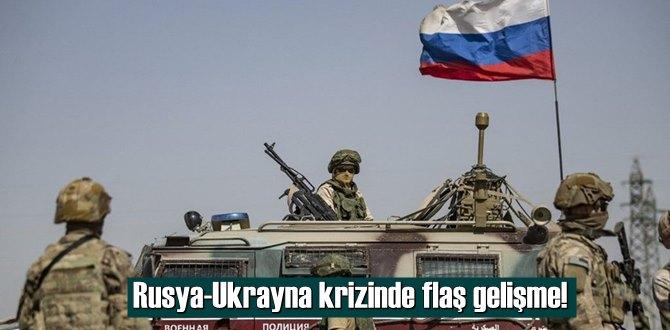 Rusya-Ukrayna Sıkıntısında önemli gelişme!