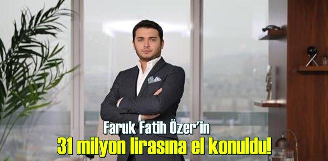Thodex'in kurucusu Faruk Fatih Özer'in 31 milyon lirasına el konuldu!