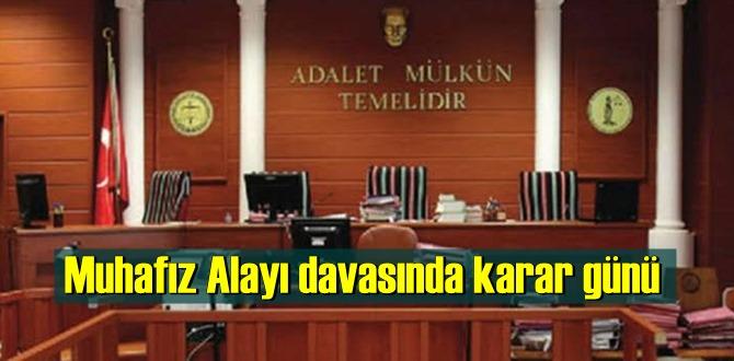 Cumhurbaşkanlığı Muhafız Alayı darbe girişimi davasında karar!