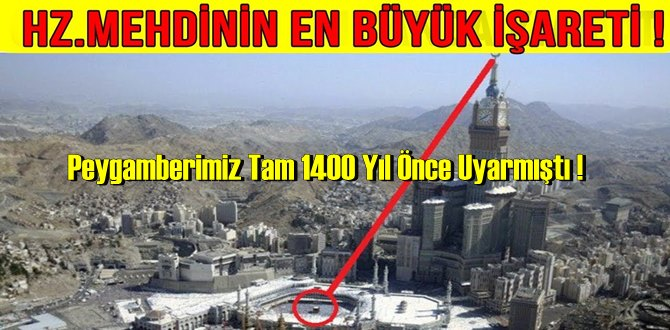 Tam 1400 Yıl Önce Peygamberimiz Uyarmıştı!