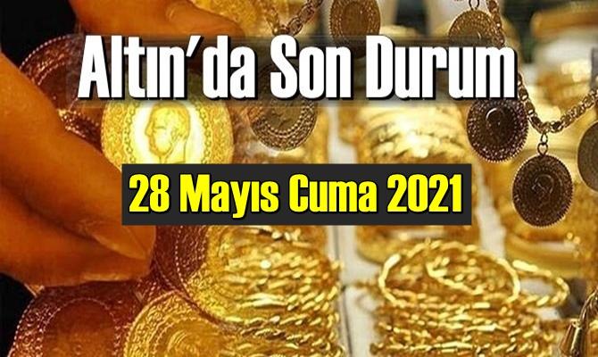 28 Mayıs Cuma 2021 Bankalar ve serbest piyasa'da Tam