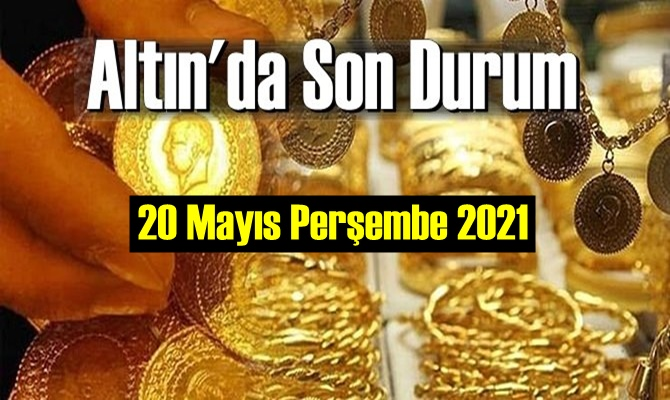 20 Mayıs Perşembe 2021 Bankalar ve serbest piyasa'da Tam