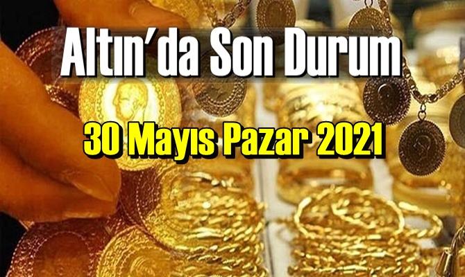 30 Mayıs Pazar 2021 Bankalar ve serbest piyasa'da Tam