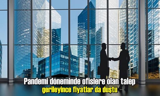 Ankara'da ise ofis kiraları