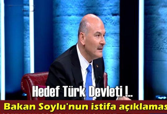 Hedef Türk Devleti.