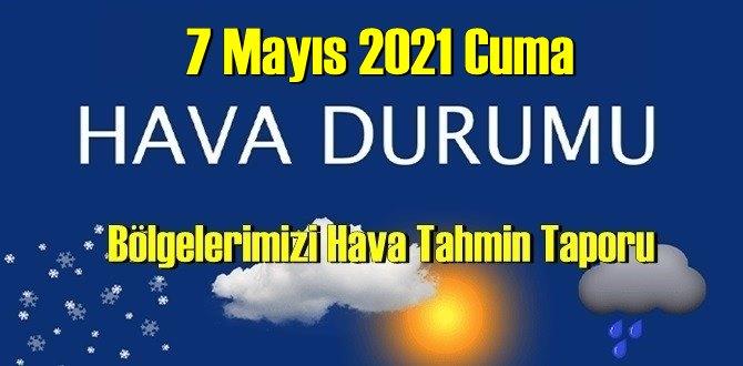 7 Mayıs 2021 Cuma