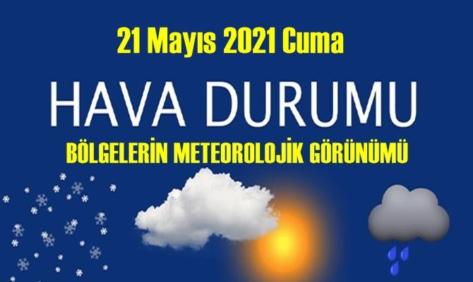 21 Mayıs 2021 Cuma