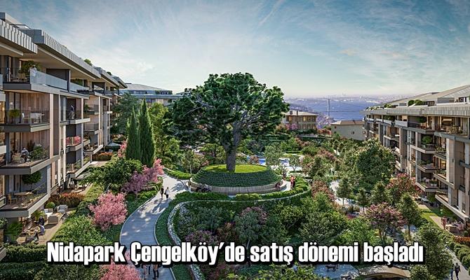 Nidapark Çengelköy'de satış dönemi başladı.