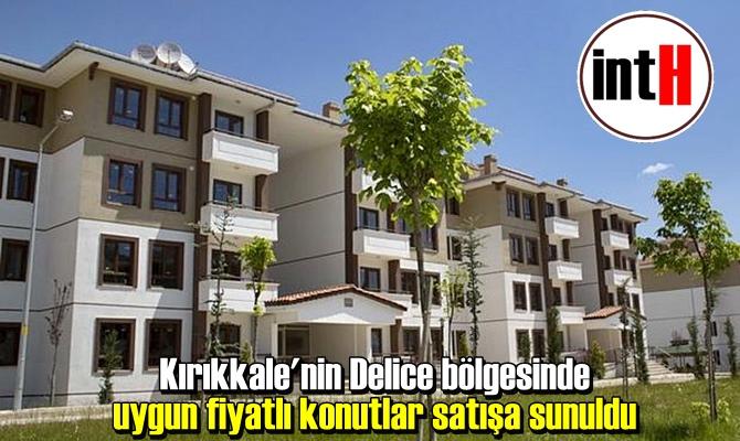 TOKİ tarafından Kırıkkale'de yeni satış süreci başlatıldı.